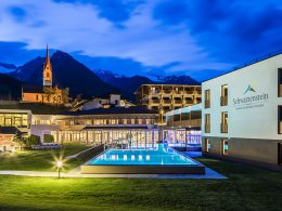 Alpin & Spa Resort Schwarzenstein **** s