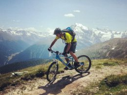 Vinschgau Bike-Shorty