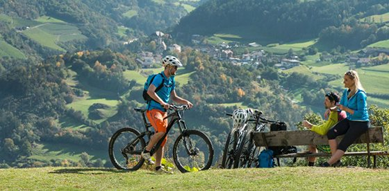 Soft-Bike-Week in Südtirol